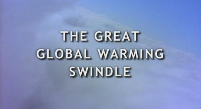 an inconvenient truth vs the great global warming swindle essay If global warming were due to greenhouse gases, the troposphere (the layer of earth's atmosphere 'most observations show a slight decrease in the rate of warming with altitude, so in a sense you can say that the hypothesis [so al gore's film an inconvenient truth reversed cause and effect—ed.
